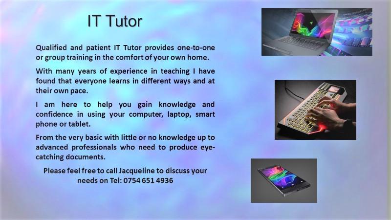IT-Tutor-Advert